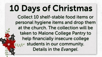 10 Days of Christmas