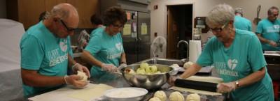 Apple Dumplings Postponed until 2021