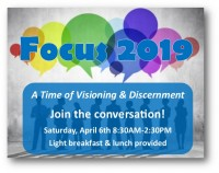 Focus 2019 Workshops