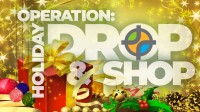Operation: Holiday Drop & Shop
