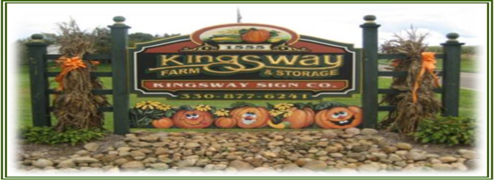 Celebrate Fall at Kingsway Farms
