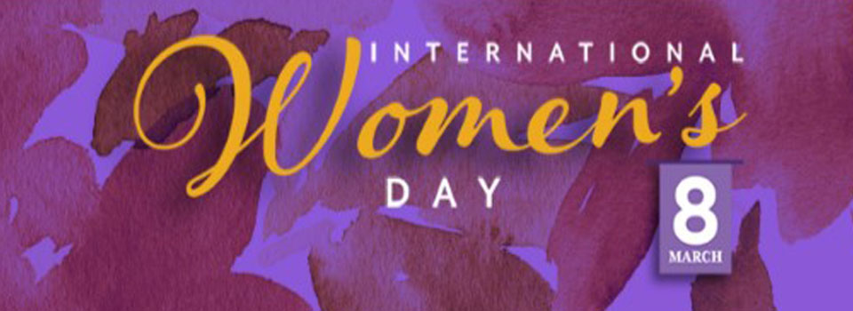 Special Offering on International Women's Day