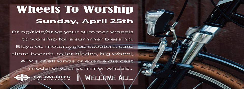 Wheels to Worship