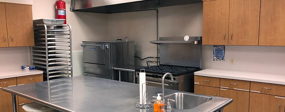 St Jacob'd has a Full service, Commercial Kitchen